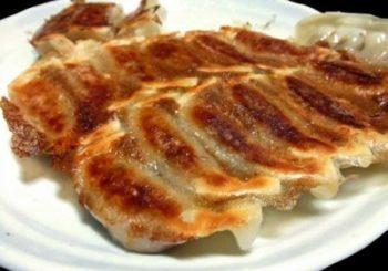 焼き餃子のおいしい焼き方