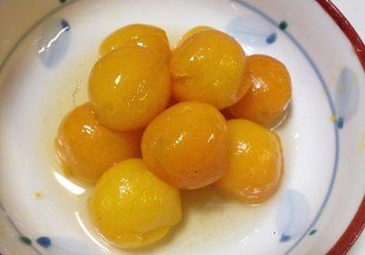 金柑のはちみつ煮 ~電子レンジで超簡単に作る金柑煮